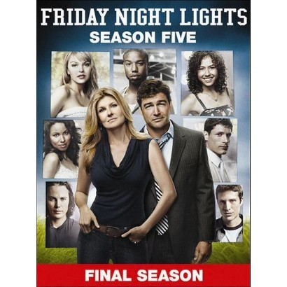 Friday Night Lights: The Fifth Season (3 Discs)