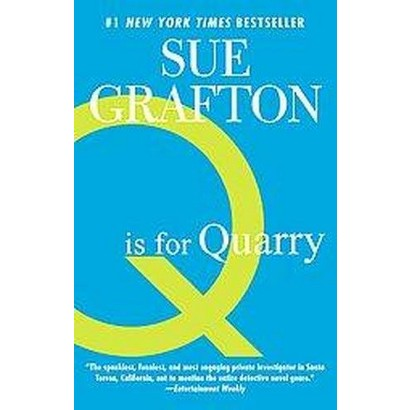 Q Is for Quarry (Reprint) (Paperback)