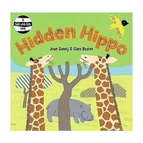 Hidden Hippo (Paperback)