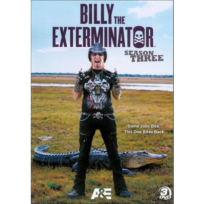 Billy the Exterminator: Season Three (3 Discs)