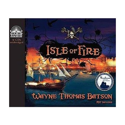 Isle of Fire (Unabridged) (Compact Disc)