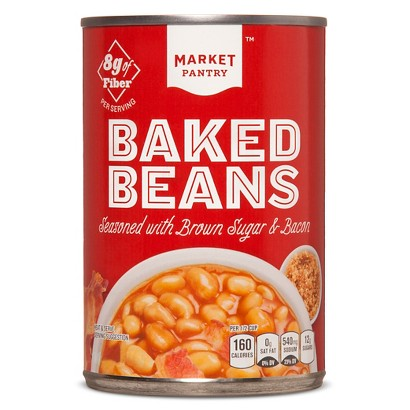 Market Pantry Baked Beans 16 oz