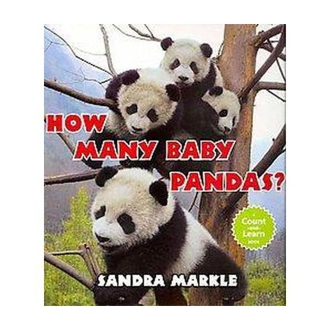 How Many Baby Pandas? (Reprint) (Paperback)