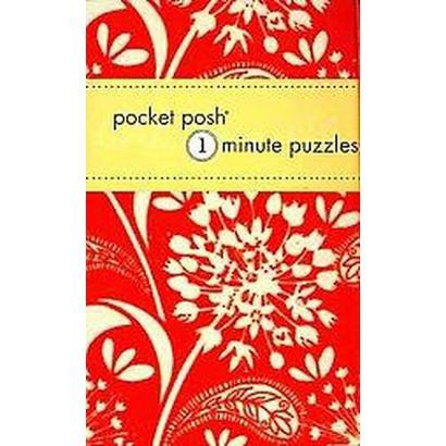 Pocket Posh One-Minute Puzzles (Paperback)