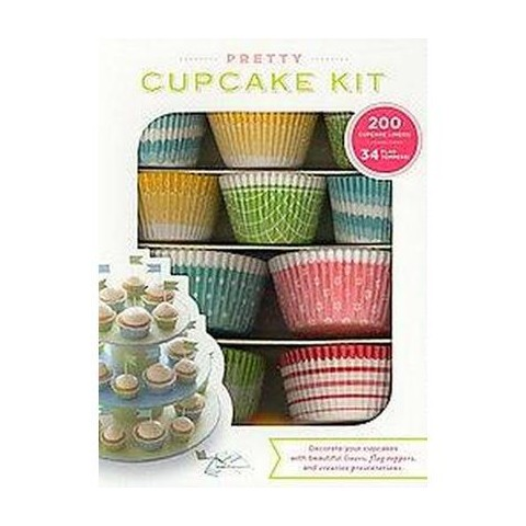 Pretty Cupcake Kit (Mixed media product)