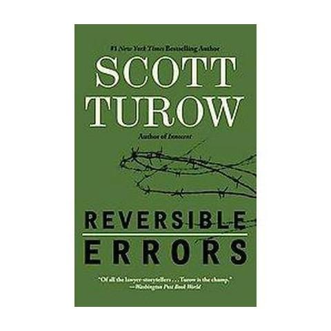 Reversible Errors (Paperback)