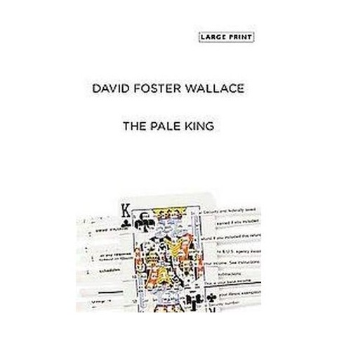 The Pale King (Large Print) (Hardcover)