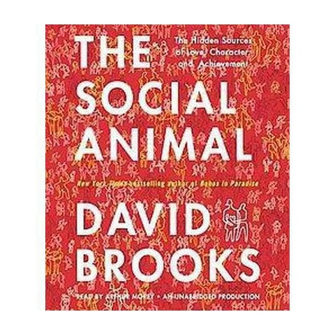 The Social Animal (Unabridged) (Compact Disc)
