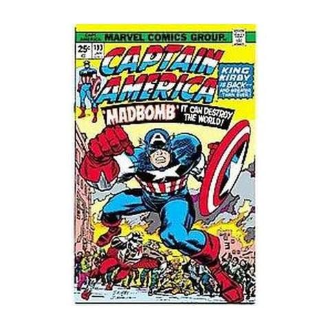 Captain America Omnibus (Hardcover)