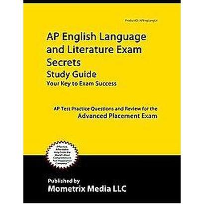 AP English Language and English Literature Exam Secrets (Study Guide) (Paperback)
