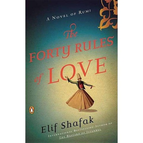 The Forty Rules of Love (Reprint) (Paperback)