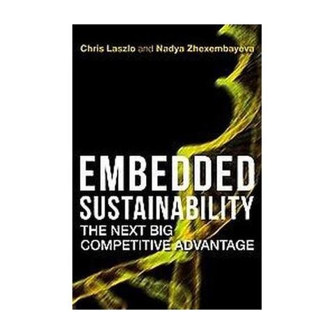 Embedded Sustainability (Hardcover)
