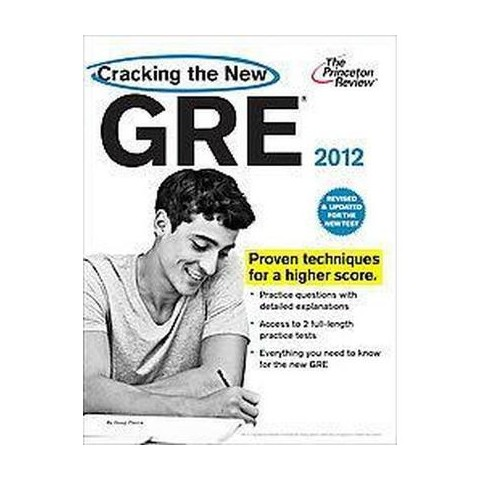 Cracking the New Gre (Revised / Updated) (Paperback)