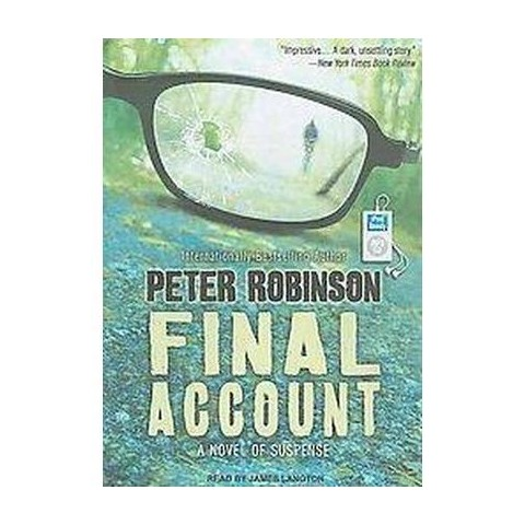 Final Account (Unabridged) (Compact Disc)