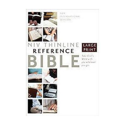 Holy Bible (Large Print) (Hardcover)