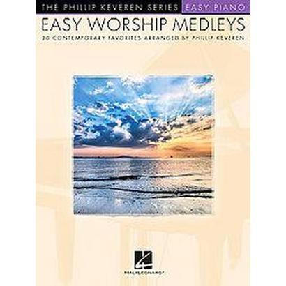 Easy Worship Medleys (Paperback)