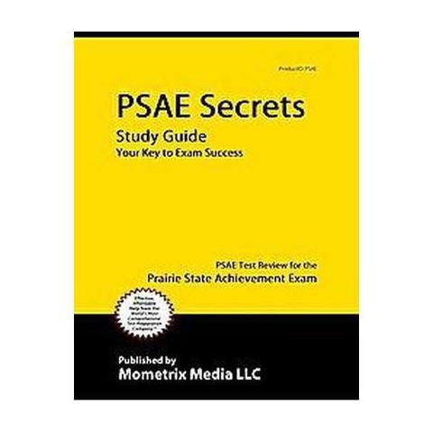 PSAE Secrets (Study Guide) (Paperback)