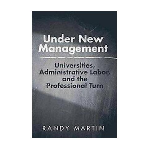 Under New Management (Hardcover)