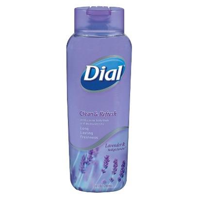 Dial Clean & Refresh Lavender and Twilight Jasmine Body Wash 24-oz.