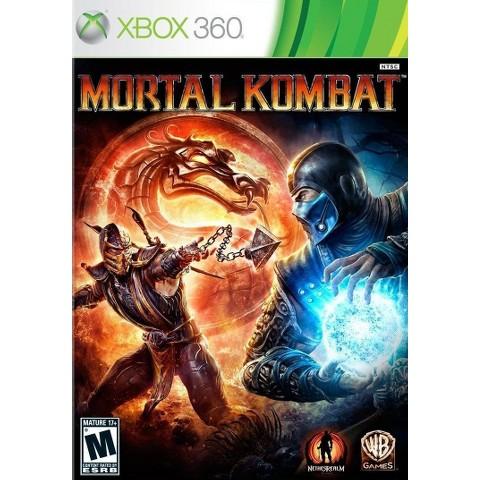 Mortal Kombat (XBOX 360)