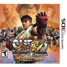 Super Street Fighter: 3D Edition (Nintendo 3DS)