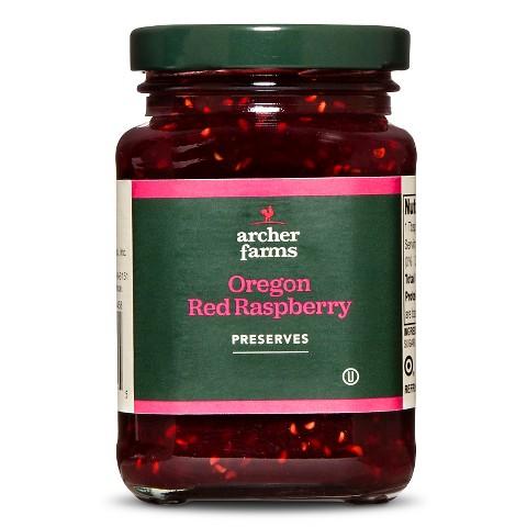 Archer Farms Red Raspberry Preserves 10 oz