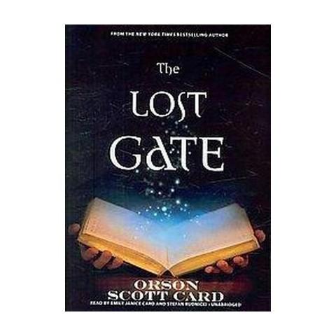 The Lost Gate (Unabridged) (Audio Cassette)