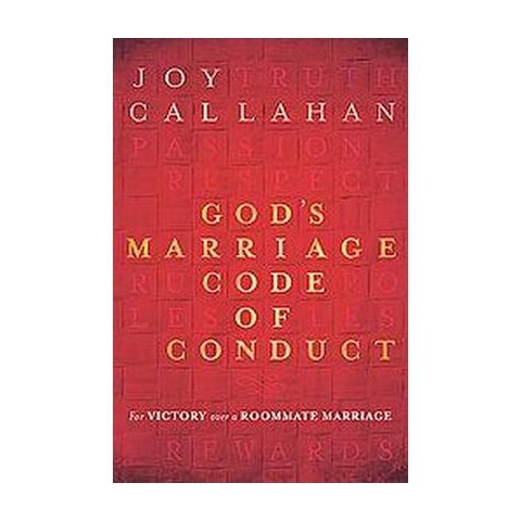 God's Marriage Code of Conduct (Paperback)