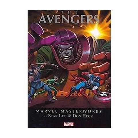 Marvel Masterworks (Paperback)