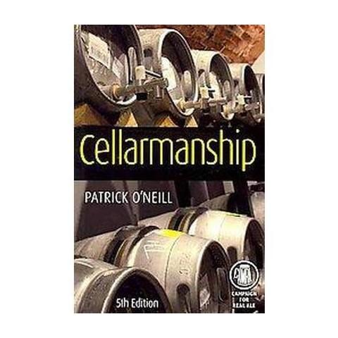 Cellarmanship (Paperback)