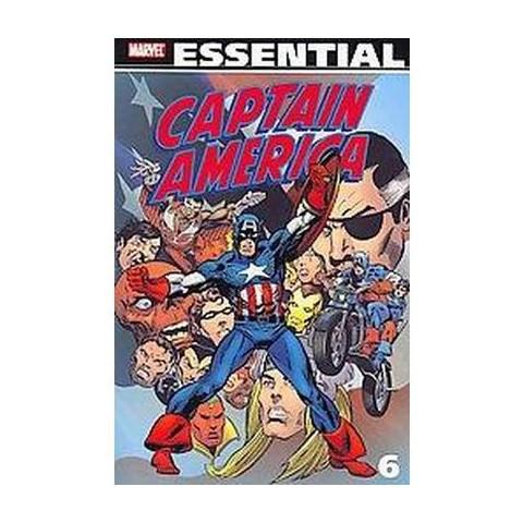 Essential Captain America - 6 (Paperback)