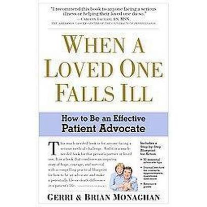 When a Loved One Falls Ill (Paperback)