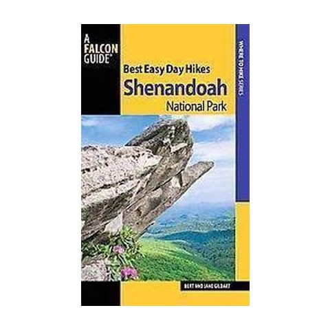 Falcon Guide Best Easy Day Hikes Shenandoah National Park (Paperback)