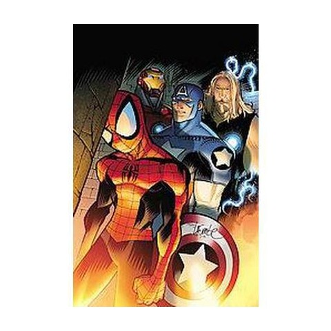 Ultimate Comics Spider-Man (Hardcover)