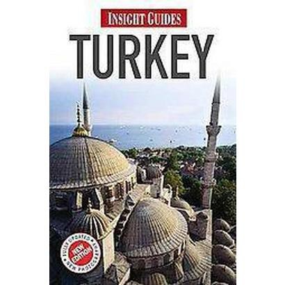 Insight Guides Turkey (Updated) (Paperback)