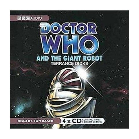 Doctor Who and the Giant Robot (Compact Disc)