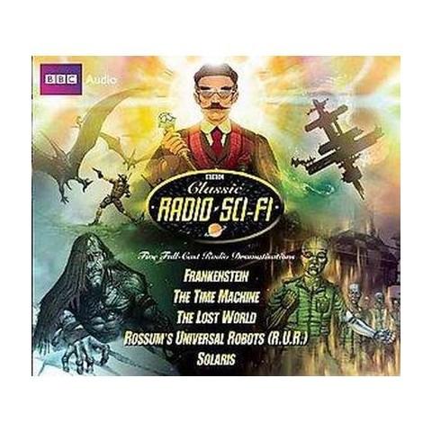 Classic Radio Sci-Fi (Compact Disc)