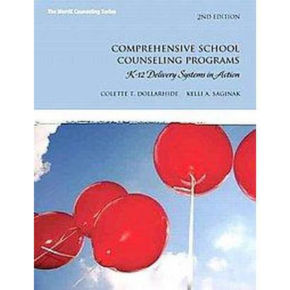 Comprehensive School Counseling Programs (Hardcover)