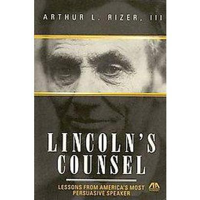 Lincoln's Counsel (Hardcover)