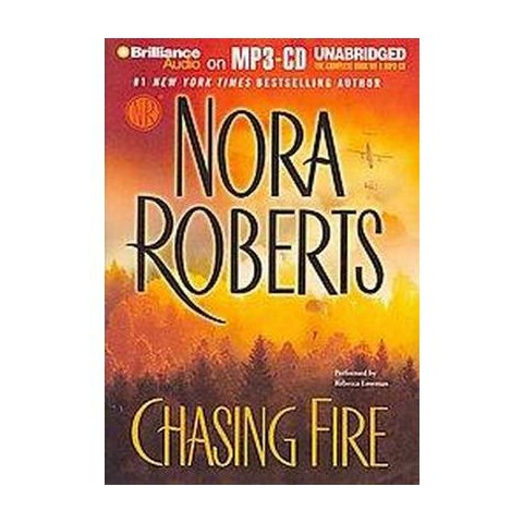 Chasing Fire (Unabridged) (Compact Disc)