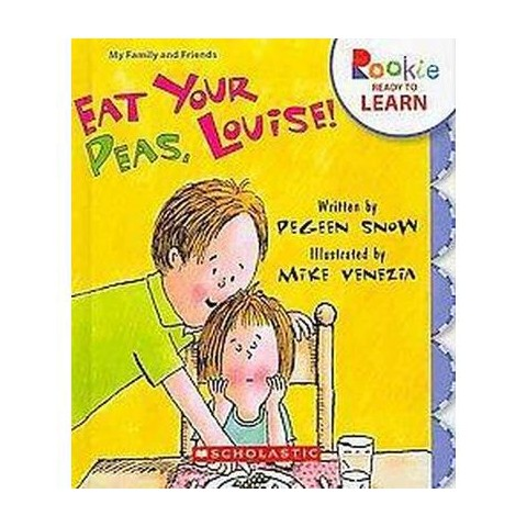Eat Your Peas Louise (Hardcover)