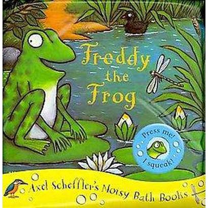 Freddy the Frog (Hardcover)