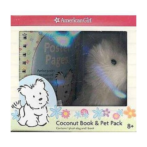Coconut Book & Pet Pack (Mixed media product)