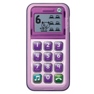 LeapFrog® Chat & Count Cell Phone - Violet