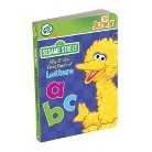 LeapFrog® LeapReader® Junior Book: Sesame Street Big Bird's First Book of Letters (works with
