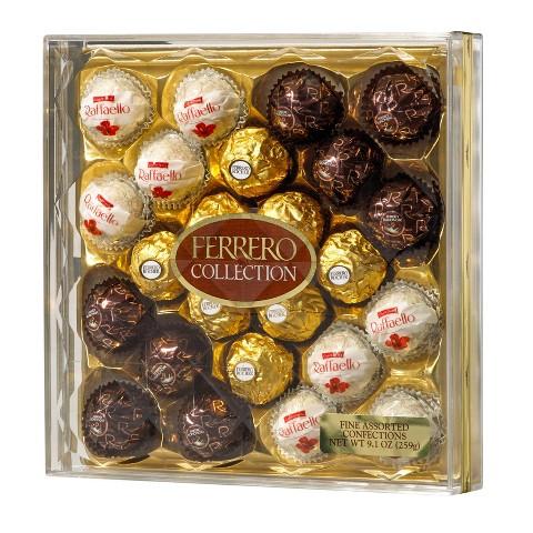 Ferrero Chocolate Collection 8.8 oz