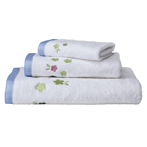 Lizzie 3-pc. Bath Towel Set