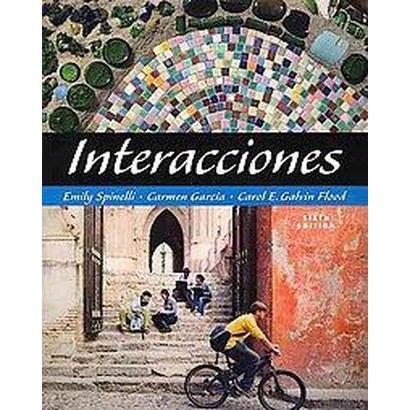Interacciones / Interactions (Bilingual) (Paperback)