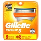 Gillette Fusion Power Men's Razor Blade Refills - 8 count