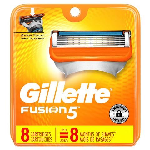 Gillette Fusion Power Razor Replacement Cartridges 8-pk.